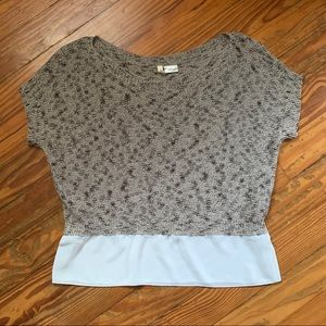 Anthropology Moth Pullover Sweater